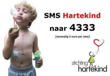 SMS 4333 Actie Hartekind