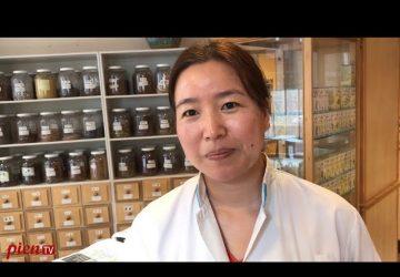 Acupunctuur bij Shan Su